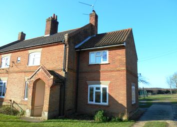 Thumbnail 3 bedroom semi-detached house to rent in East Lexham, King's Lynn