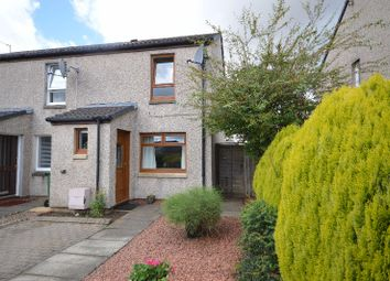 Thumbnail 2 bed semi-detached house for sale in Wellside, Haddington, East Lothian