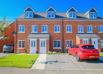 Thumbnail 3 bed town house for sale in Fairclough Park Drive, Leigh, Lancashire
