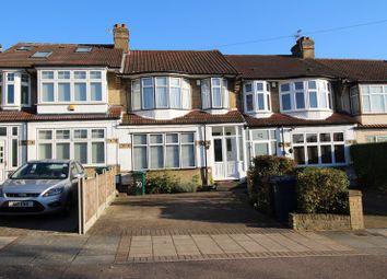 Thumbnail 3 bed terraced house for sale in Ridgeway Avenue, East Barnet, Barnet