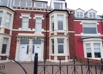 Thumbnail 2 bed flat to rent in Windsor Crescent, Whitley Bay