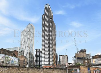 Thumbnail 3 bedroom flat for sale in Principal Tower, Worship Lane, Shoreditch