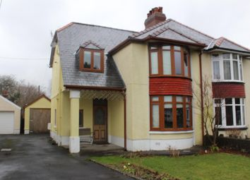 Thumbnail 3 bed semi-detached house to rent in Llandybie Road, Ammanford