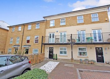 Thumbnail 4 bed town house for sale in Hawksmoor Grove, Bromley