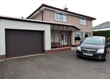 Thumbnail 5 bed detached house for sale in Hayshead Road, Arbroath