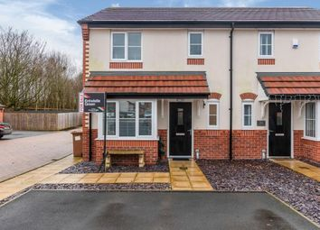 Thumbnail 3 bed semi-detached house for sale in Mulvanney Crescent, St Helens, Merseyside, Uk