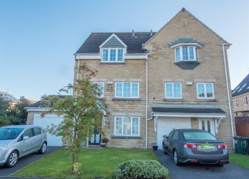 Thumbnail 4 bed semi-detached house for sale in Loxley Close, Bradford