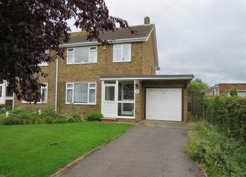 Thumbnail 3 bed semi-detached house for sale in Aliwal Road, Whittlesey, Peterborough