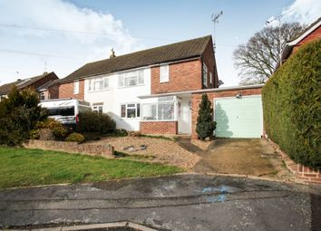 Thumbnail 3 bed semi-detached house for sale in Churchfield, Harpenden