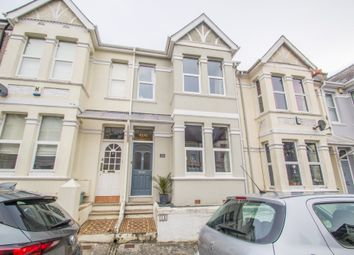 Thumbnail 2 bed terraced house for sale in Onslow Road, Plymouth