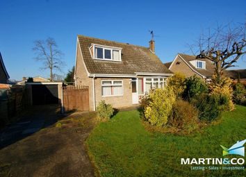 Thumbnail 3 bed detached bungalow for sale in Waverley Avenue, North Hykeham, Lincoln