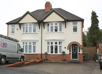 Thumbnail 3 bed semi-detached house to rent in The Meadway, Headless Cross, Redditch