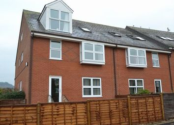 Thumbnail 2 bed flat to rent in Meadows Crescent, Streamers Meadows, Honiton