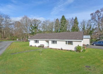 Thumbnail 3 bed detached bungalow for sale in Golf Club Lane, Builth Wells