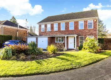 Thumbnail 5 bed detached house for sale in Dukes Close, Alton, Hampshire