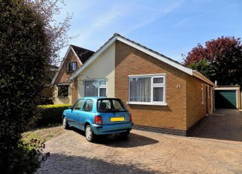 Thumbnail 2 bed detached bungalow for sale in Belvoir Crescent, Langar, Nottingham