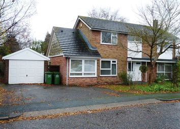 Thumbnail 4 bed property to rent in Chestwood Close - 1483, Billericay, Essex