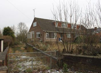 Thumbnail 3 bed semi-detached house for sale in Lower Somercotes, Somercotes, Alfreton, Derbyshire