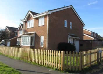 Thumbnail 4 bed detached house to rent in Manor Drive, Telscombe Cliffs
