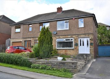 Thumbnail 3 bedroom semi-detached house for sale in Birchington Avenue, Huddersfield