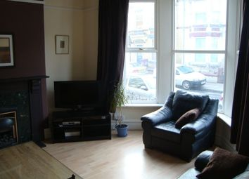 Thumbnail 4 bed terraced house to rent in Ferndale Road, Wavertree, Liverpool