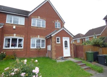 Thumbnail 3 bed property to rent in Devonport Close, Redditch
