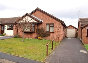 Thumbnail 2 bed detached bungalow for sale in Jacobean Court, Burton-On-Trent, Staffordshire