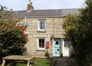 Thumbnail 2 bed cottage for sale in Boscaswell Village, Pendeen