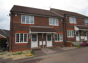 Thumbnail 2 bed terraced house to rent in Blackfriars Court, Lincoln