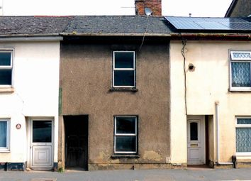 Thumbnail 2 bed terraced house for sale in Devon, Newton Abbot