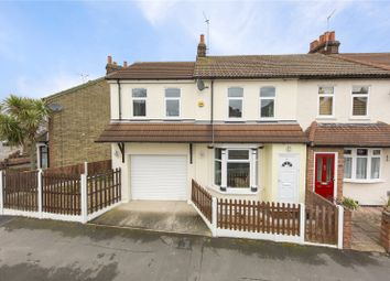Thumbnail 3 bed end terrace house for sale in Clydesdale Road, Hornchurch