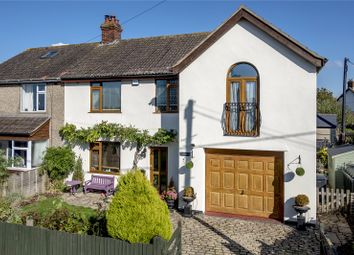 Thumbnail 4 bed semi-detached house for sale in Sellicks Green, Taunton, Somerset