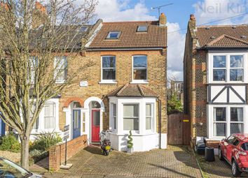 Thumbnail 4 bed semi-detached house for sale in Walpole Road, South Woodford, London