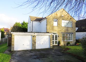 Thumbnail 4 bed detached house for sale in Highfield Gardens, Heaton, Bradford