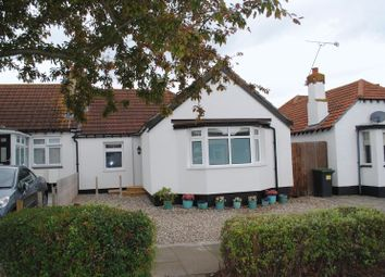 Thumbnail 3 bed semi-detached bungalow for sale in Adalia Crescent, Leigh On Sea, Essex