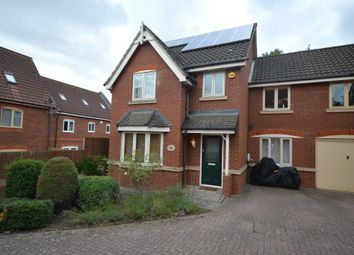 Thumbnail 3 bed semi-detached house to rent in Foxley Place, Loughton, Milton Keynes, Buckinghamshire