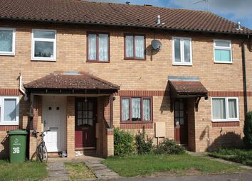 2 bed terraced house to rent in Juniper Close, Thetford, Norfolk IP24