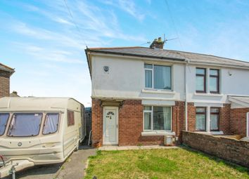Thumbnail 3 bed semi-detached house for sale in Charter Avenue, Barry