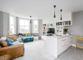Thumbnail 2 bedroom flat for sale in Mount Ephraim Road, London