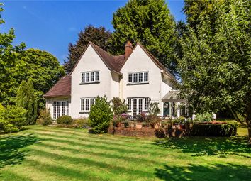 Thumbnail 4 bed detached house for sale in Gatton Road, Reigate, Surrey