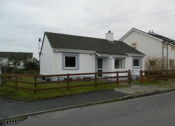 Thumbnail 2 bed detached bungalow for sale in Castell Corrwg, Cilgerran, Cardigan