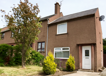 Thumbnail 3 bed end terrace house for sale in Lethnot Road, Arbroath