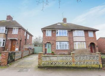 Thumbnail 4 bed semi-detached house for sale in Bedford Road, Letchworth Garden City, Hertfordshire, England