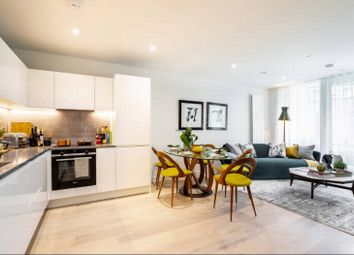 Thumbnail 1 bed flat for sale in Marco Polo, Royal Wharf, Royal Docks