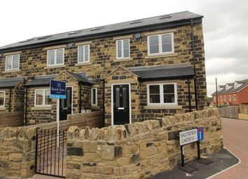 Thumbnail 4 bedroom terraced house for sale in Wortley Road, High Green, Sheffield