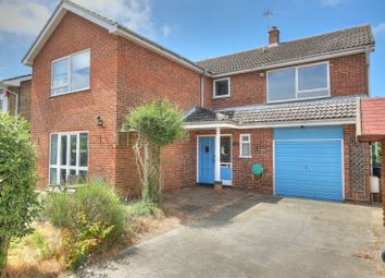 Thumbnail 5 bed detached house for sale in Lowestoft Road, Great Yarmouth