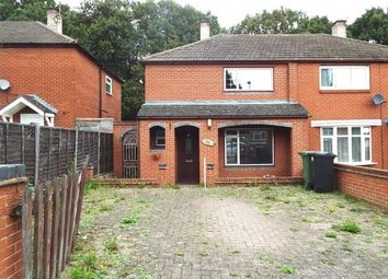 Thumbnail 3 bed semi-detached house for sale in Liverpool Road, Worcester, Worcestershire, UK