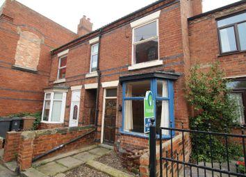 2 bed terraced house for sale in Wood Street, Ilkeston, Derbyshire DE7