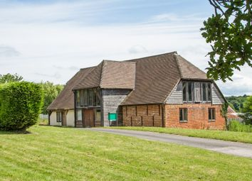 Thumbnail 5 bed barn conversion for sale in Mill Lane, Titchfield, Fareham