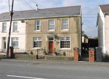 Thumbnail 4 bed semi-detached house for sale in Norton Road, Penygroes, Llanelli